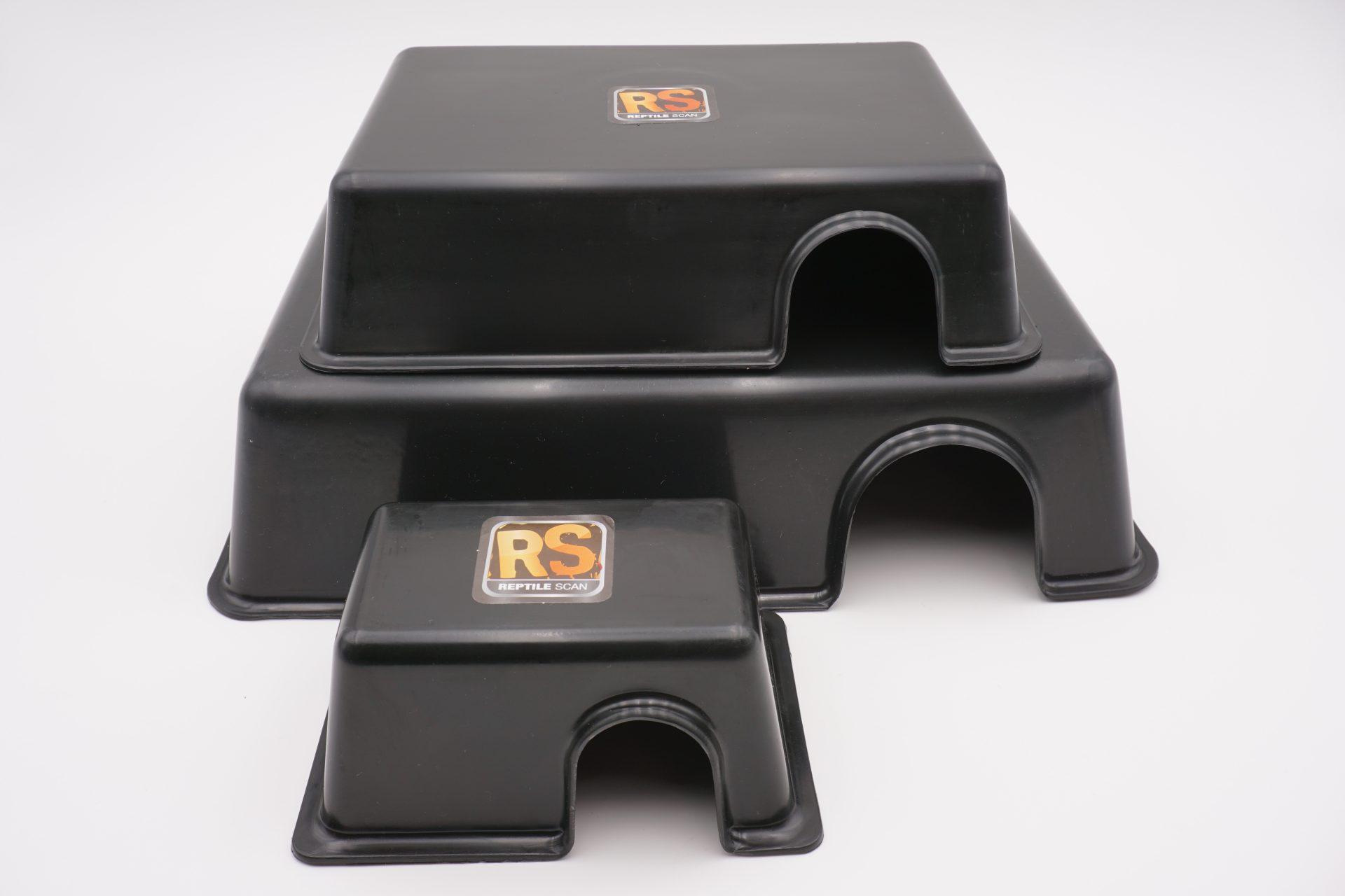 Cachettes rectangulaires LP Racks
